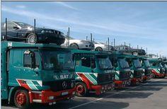 SAT Sächsische Autotransport und Service GmbH Mercedes Benz, Transport Companies, Trucks And Girls, Transportation, Cars, Vehicles, Classic Trucks, Autos, Vintage Trucks