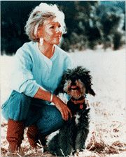 Doris Day who voluntarily left the limelight and devoted her life and remaining funds to helping those who need her.