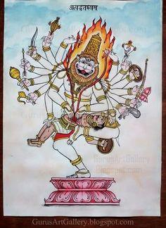Indian Art Traditional, Shiva Linga, Lord Balaji, Indiana, Lord Shiva Family, Dance Paintings, Lord Shiva Painting, Tanjore Painting, Art Sketches