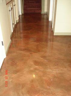 Metallic Epoxy Flooring Council Bluffs NE