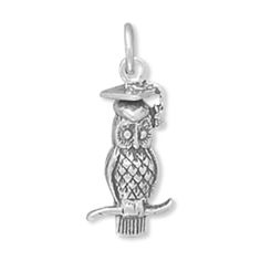 Wise Owl Charm from Princess Mel for $21.00