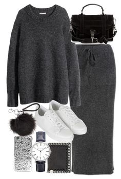 """Untitled #19523"" by florencia95 ❤ liked on Polyvore featuring STELLA McCARTNEY, H&M, Topshop, Marc by Marc Jacobs, Proenza Schouler, women's clothing, women's fashion, women, female and woman"