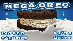 Mega Oreo - Epic Meal Time