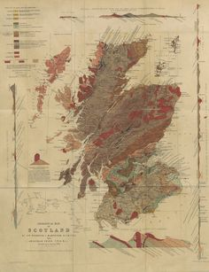 Image taken from page 12 of 'The Scenery of Scotland viewed in connexion with its physical Geology. ... With a geological map by Sir R. I. Murchison ... and A. Geikie ... and illustrations'