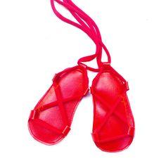 Link Girls Stud Thong Gladiator Flat Sandals Toddler//Little Kid//Big Kid