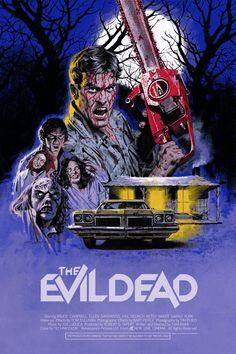 """""""The Evil Dead"""" by Paul Mann"""