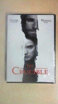 The Crucible (DVD, 2004) B2D3