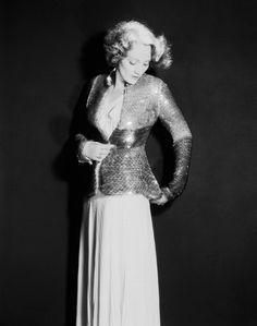 Marlene Dietrich, 1931.