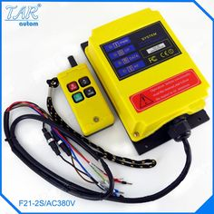 66.86$  Watch here - http://ali63n.worldwells.pw/go.php?t=32784964881 - AC 380V Industrial Remote Control Switch Crane Transmitter 2 channels 66.86$
