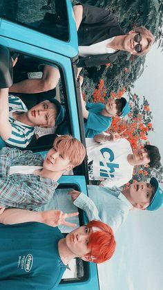 Vlive Bts, Bts Twt, Bts Taehyung, Bts Bangtan Boy, Bts Group Picture, Bts Group Photos, Foto Bts, Bts Memes, Kpop