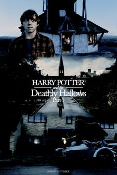 Harry Potter and the Deathly Hallows- alternate movie posters part 1