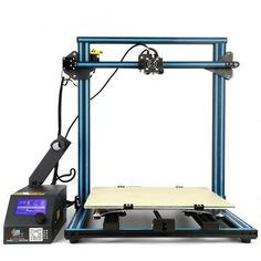 Creality 3D® CR-10 Customized 500*500*500 Printing Size DIY 3D Printer Kit 1.75mm 0.4mm Nozzle With 2x 1KG PLA Filament - Use a 16% off coupon for your printer, code: 3DPrinter
