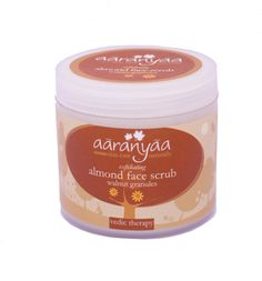Hello Beauties,  Get ready for a radiant healthy looking skin with a simple regime of regular exfoliation. Aaranyaa- skincare naturally, a leading expert in skincare segment has come up with a range of natural face scrubs and face packs. Simple steps and few minutes - Its Done! Exfoliation allows