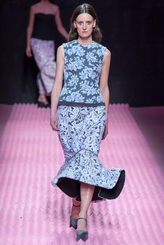 Mary Katrantzou Fall 2015 Ready-to-Wear Fashion Show - Anne Catherine Lacroix