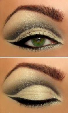 Hottest Smokey Eye Makeup Ideas 02