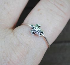 Turtle ring !