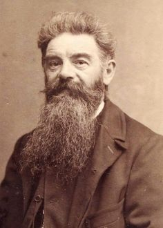Mișu Popp - fotografie de Leopold Adler Long Beards, Facial Hair, Bearded Men, Vintage Men, Men Beard, Face Hair, Classy Men, Vintage Mens Style