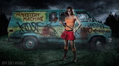 Scooby-Doo vs. the Zombie Apocalypse http://geekxgirls.com/article.php?ID=1200