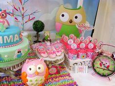 "Photo 1 of 12: Owl / Birthday ""Owl"" | Catch My Party"