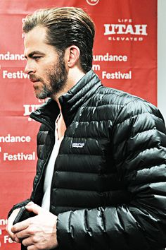 Chris Pine attends the 'Z for Zachariah' Premiere during the 2015 Sundance Film Festival on January 24, 2015 in Park City, Utah.