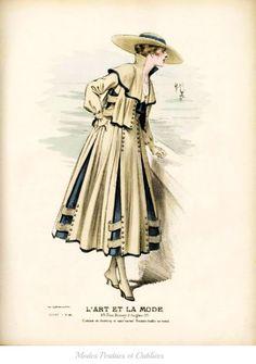 L'Art et la Mode juillet 1916