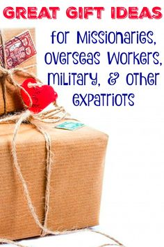 Books, Bargains, Blessings: Gift Ideas for Missionaries. Overseas Workers, And Other ExPatriots