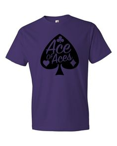 Ace of Aces Unisex Short sleeve t-shirt