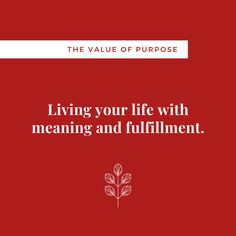 The ability to live with purpose starts with being able to identify our strengths and passions. What are your strengths? What are you passionate about? Live With Purpose, Live Your Life, Life Skills, Live For Yourself, Meant To Be, Passion