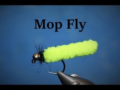 Fly Tying: The Mop Fly - YouTube