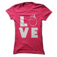 I Love Hairstylist Love Blowdryer Shirt; Tee