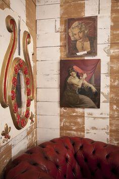 Thriftstore Marilyn Monroe From The Junk Gypsies Fairytale Living Room On Hgtv Reruns
