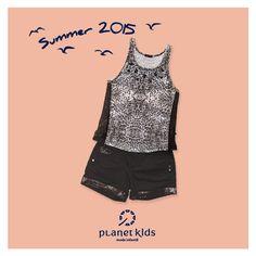 Planet Kids, looks, verão 2015