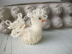 these chicken egg cozies #etsy #craft