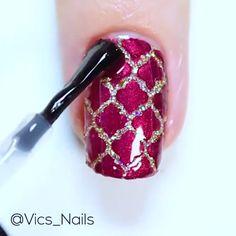 TOP 5 New Nail Art Design ❤️? Compilation – Nails Art Ideas Compilation TOP 5 New Nail Art Design ❤️? Nail Art Designs Videos, Nail Art Videos, Diy Nail Designs, Simple Nail Art Designs, Nail Art Hacks, Gel Nail Art, Easy Nail Art, Makeup Hacks, Nail Nail