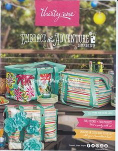 Thirty One Gifts Summer 2014 Coming out May.