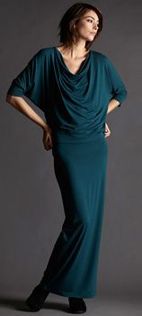 Shop Casual Clothing Looks You're Certain to Love - EILEEN FISHER  Love the color!