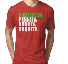 2976f0a03 'Puerto Rican Christmas' Classic T-Shirt by integralapparel