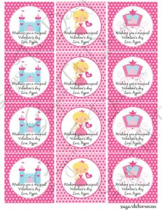 {Free Printable} Magical Valentine's Day Cards and More for Sale