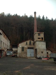 Dark Mine Factory