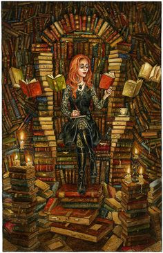 OMNILEGENT [adjective]  reading or having read everything. Etymology: from Latin omnis (all) + legere (to read). [David Wyatt]