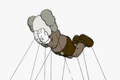 KAWS Companion Float Coming to Macy's Thanksgiving Day Parade.