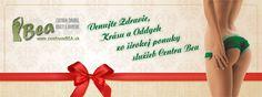 #vianoce #darceky #zdravie #krasa #oddych #superrelax #krasnapostava #stastnyzivot #stastnynovyrok #darcekovepoukazky www.centrumbea.sk www.ucinnechudnutie.sk