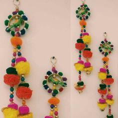 Diwali Diy, Diwali Craft, Diwali Gifts, Diwali Decorations At Home, Festival Decorations, Diy Hanging, Hanging Wall Art, Diy Home Crafts, Creative Crafts