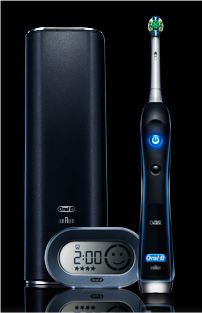 The ABCD Diaries: Father's Day Gift Guide: Oral-B BLACK 7000! #Giveaway #Spon