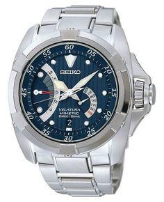Seiko Velatura Kinetic Direct Drive Watch SRH003P1