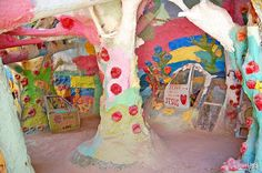 Salvation Mountain | Inspiration Nook