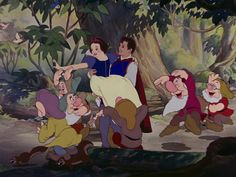 Snow White and the Seven Dwarf's, 1937