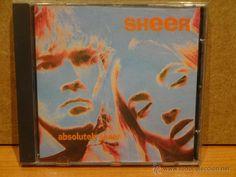 SHEER. ABSOLUTELY SHEER. CD / P&C-UK - 1992. 8 TEMAS. CALIDAD LUJO.