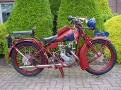 1929 Dresch MS 604