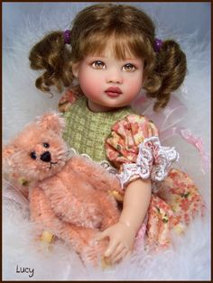 Arleen Gallery Two - the children Beautiful Babies, Beautiful Dolls, Silicone Baby Dolls, Barbie Toys, Vinyl Dolls, Child Doll, Hello Dolly, Pretty Dolls, Collector Dolls